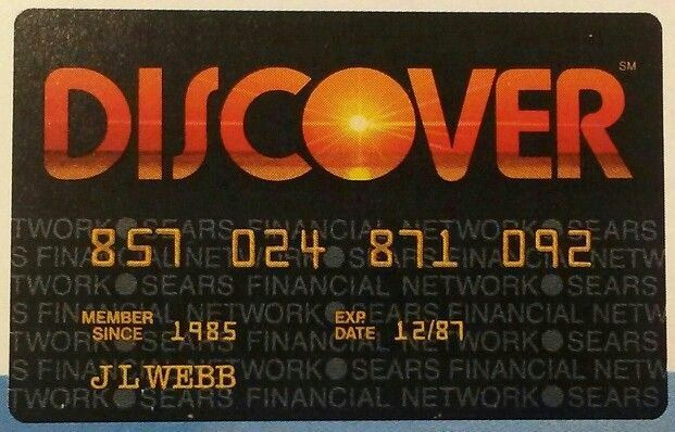 Discover Credit Card Designs Fresh Discover Card 80s Dark Past Credit Card Design Discover Credit Card Discover Card
