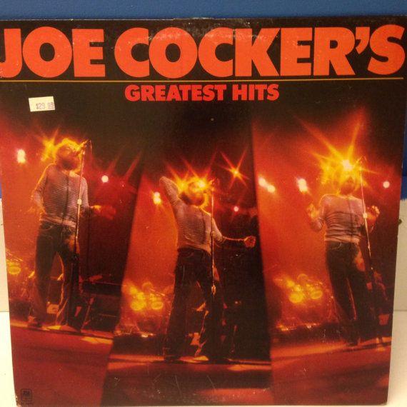Joe Cocker  Greatest Hits  VinylAGoGoNYC on Etsy