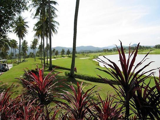 Pleasant Valley Country Golf Club in Pattaya, Thailand