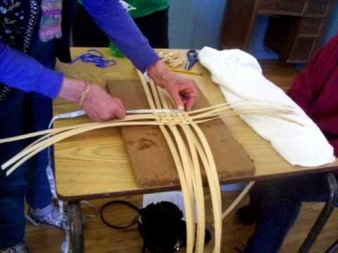 New England Basket Weaving - #1