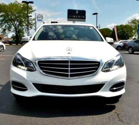 Used 2014 mercedes benz e class e350 luxury pre owned for Napleton mercedes benz