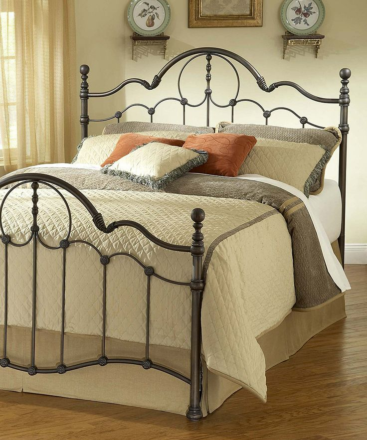 17 Best Images About ღ Iron Headboard Bed ღ On Pinterest