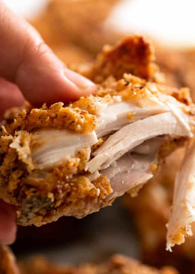 Fried Chicken Recipe In 2020 Fried Chicken Recipes Restaurant Recipes Famous