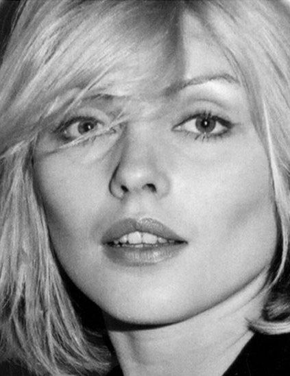 Deborah Harry. Blondie. Whatever name you know her by, she's forever iconic.
