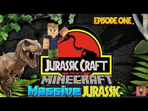 http://minecraftstream.com/minecraft-episodes/minecraft-lets-play-massive-jurassic-jurassic-craft-massive-dig-episode-1/ - Minecraft - Let's Play - Massive Jurassic - Jurassic Craft - Massive Dig - Episode 1  Minecraft – Let's Play – Massive Jurassic – Jurassic Craft – Massive Dig – Episode 1 Hi Guys Welcome to my Single player Let's play Adventure Massive Jurassic, which is based on the Massive Dig modpack with the addition of Juras