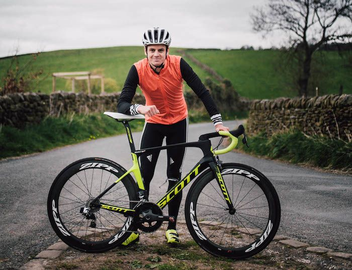Brownlee brothers to ride SCOTT