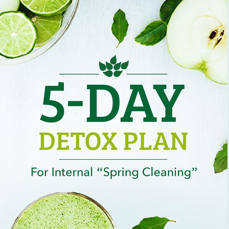 5-Day Detox Plan