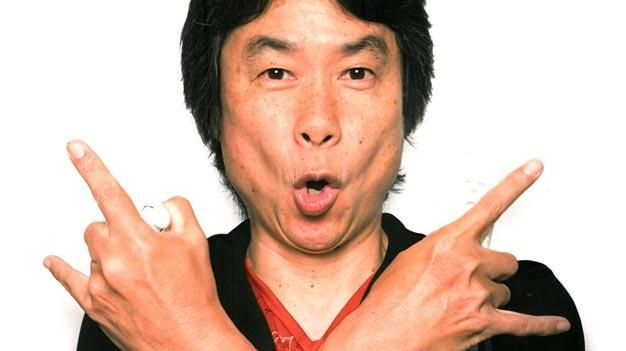 Shigeru Miyamoto - creator of Super Mario Bros and Legend of Zelda. is regarded as one of the greatest games makers.