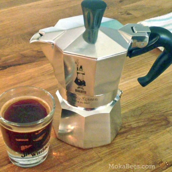 moka coffee pot instructions