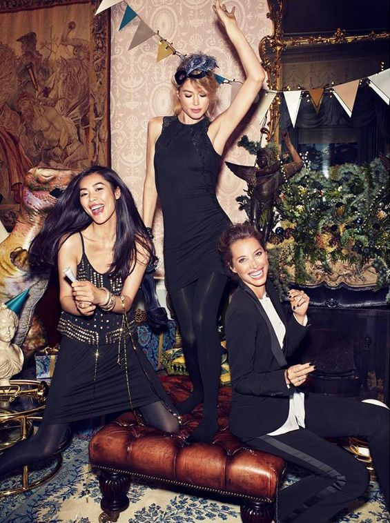 H&M Holiday Collection 2013