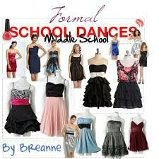 Middle School Dance Dresses
