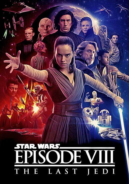 Watch Star Wars: The Last Jedi 2017 Full Movie Online Free