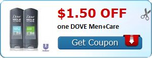 New Coupon!  $1.50 off one DOVE Men+Care - http://www.stacyssavings.com/new-coupon-1-50-off-one-dove-mencare/