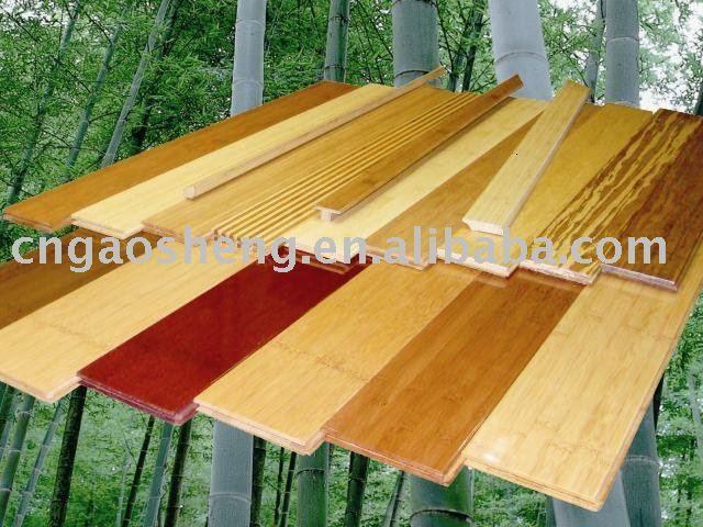float bamboo flooring float bambu floor float parquet $11.8~$18.5