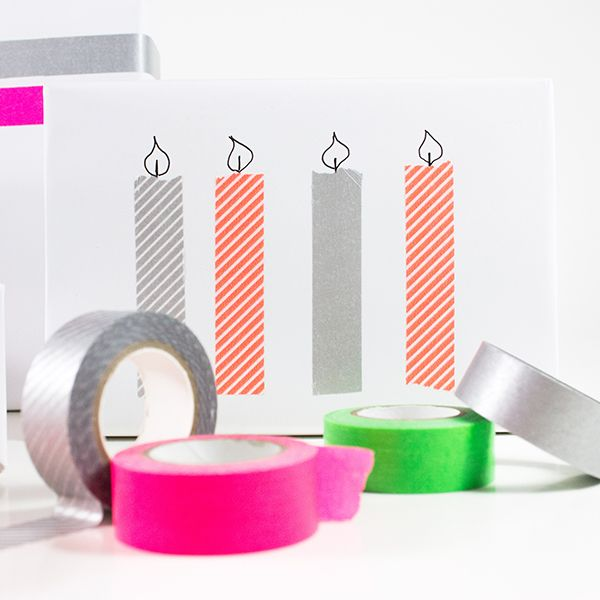 Best Masking Tape For Decorating 17 Best Images About Gift Wrapping Basics On Pinterest