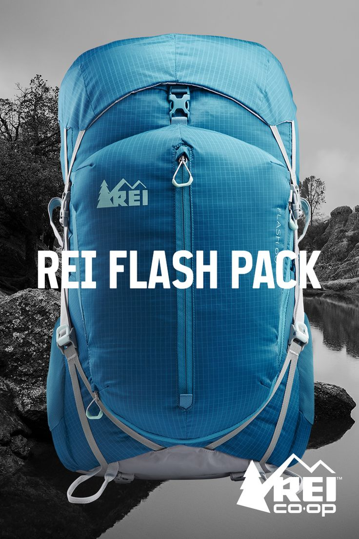 Influenced by REI members and the experts who work in our stores. Featuring our new UpLift™ compression system that pulls the load up and in.  Shop Flash now