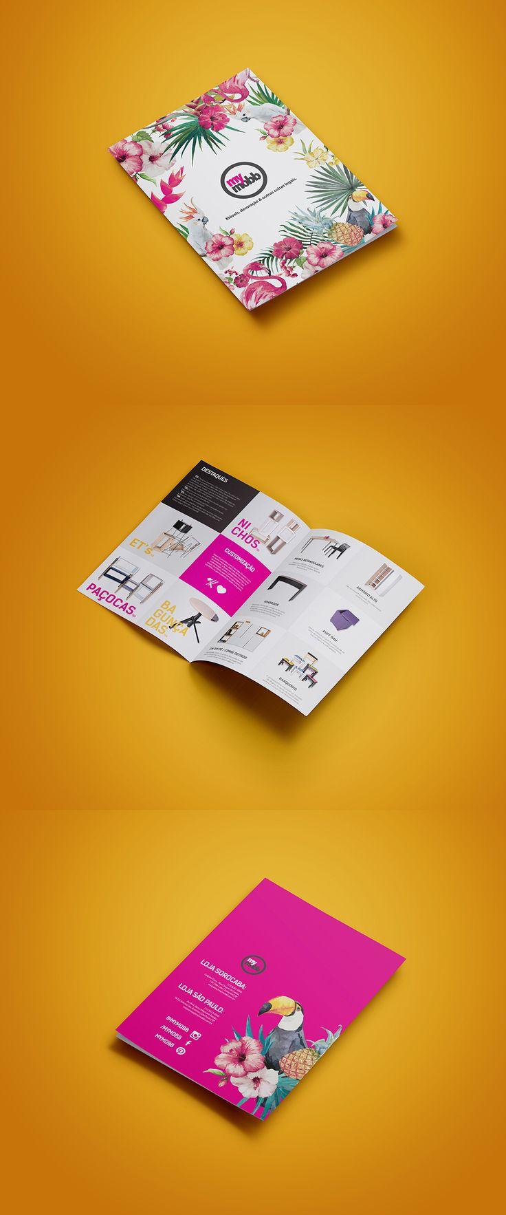 Catálogo My Mobb Criação do catálogo de produtos da loja My Mobb, com sede em Sorocaba.