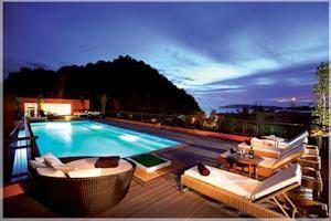 ★★★★ The Small Hotel Krabi, Aonang Beach, Thailand