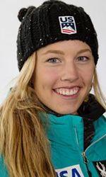 Tricia Mangan - Buffalo, N.Y.   Alpine Skiing - Team U.S.A.