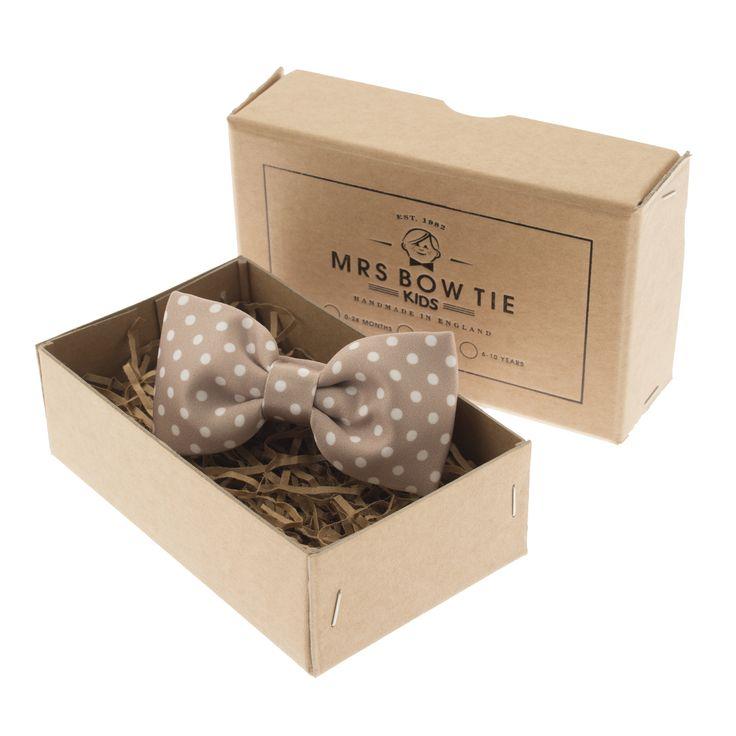 Dotty Mushroom - Mrs Bow Tie
