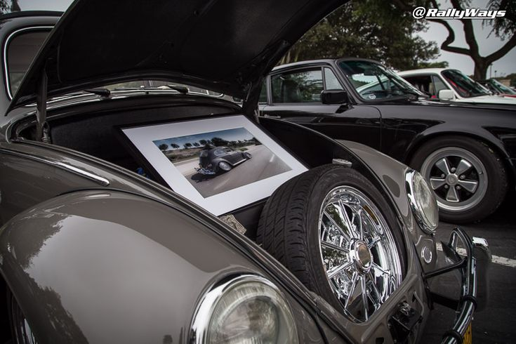 "1962 Beetle Framed Picture - From the RallyWays Car Photography Collection. All our original photos are available for sale as frame prints. See our ""Services"" page on RallyWays.com for more. #rallyways #carphotography #framedprints #artwork #finephotography"