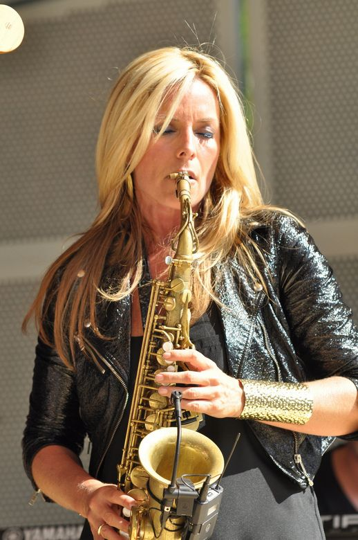 56 Best Candy Dulfer Images On Pinterest Saxophone