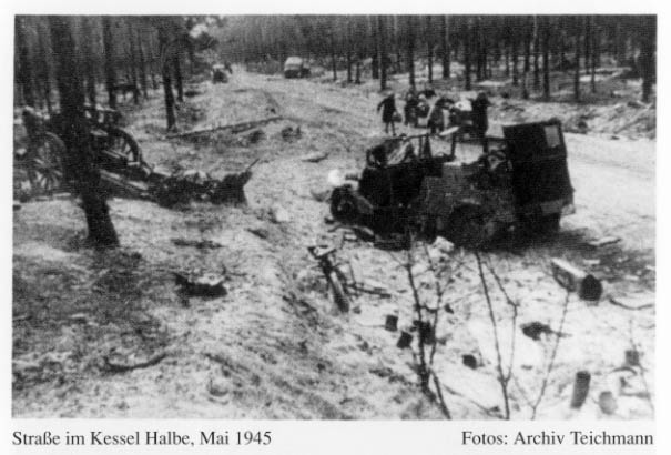 Halbe was the last battle of WW2. It pit the German 9th ...