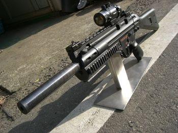 ~銃人魂~:もらった G3 SAS