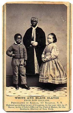 Black Irish Identities: The complex relationship between Irish and African Americans