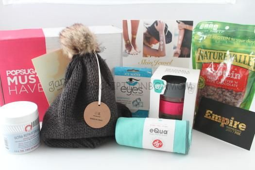 Popsugar Must Have Box January 2015 Review