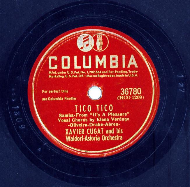 COLUMBIA - 194378 Rpm, Rpm Records, Records Labels