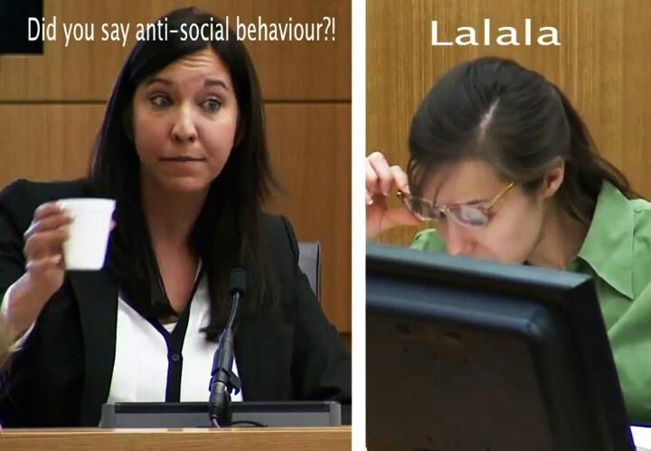 Jodi arias antisocial behavior anti social behaviour