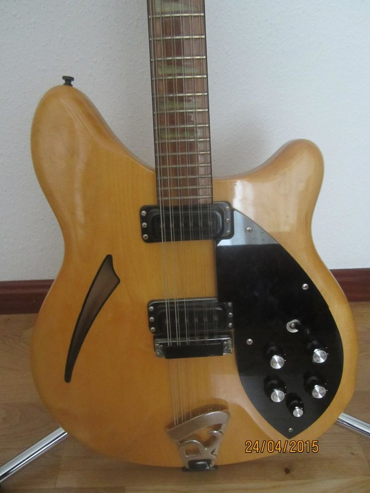 Guitarra Rickenbacker 360/12 from 1992