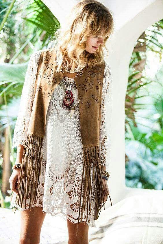 3590 best images about bohemian style on pinterest - Moda boho chic ...