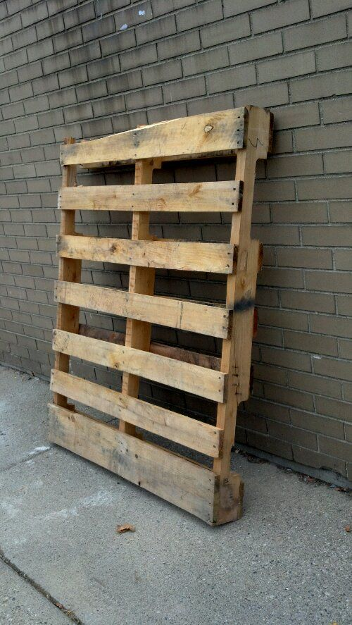 Dangers of upcycling pallets upcycled pallets and for Repurposed pallet projects