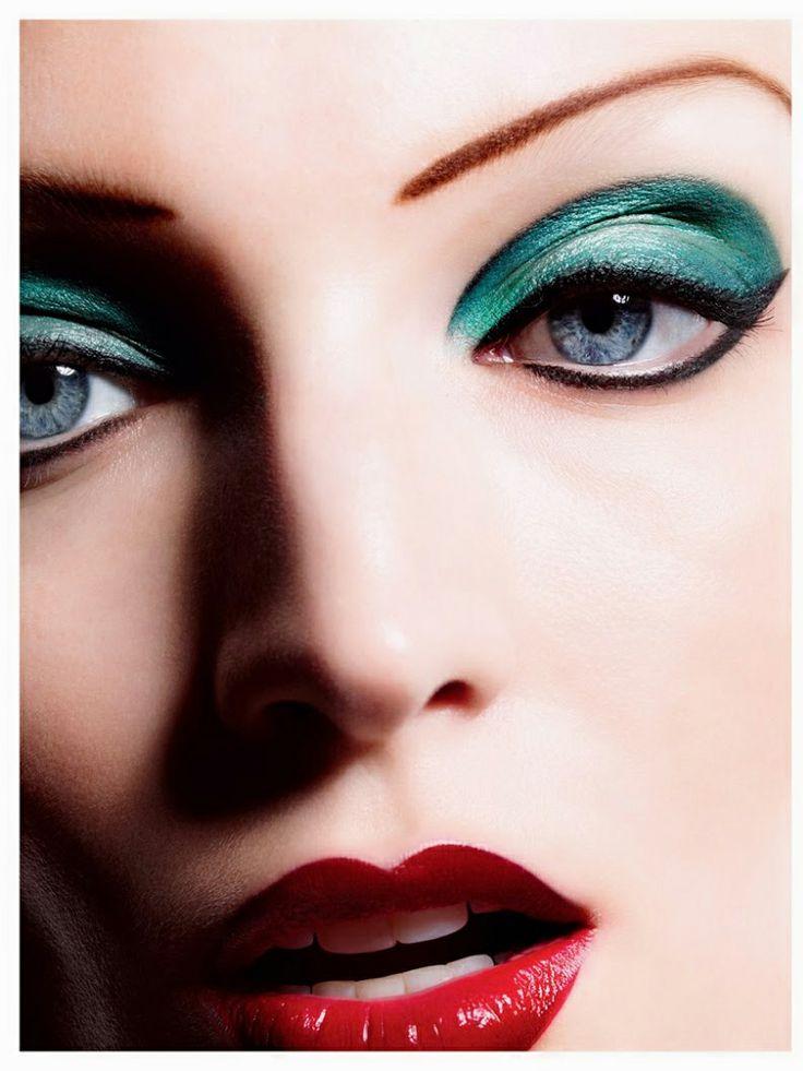 Más de 25 ideas increíbles sobre maquillaje de Jessica Rabbit en ...