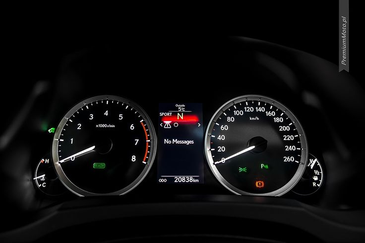 New Lexus IS instrument cluster #lexus #is #dials #instruments more:http://premiummoto.pl/02/09/lexus-is300h-nasza-sesja