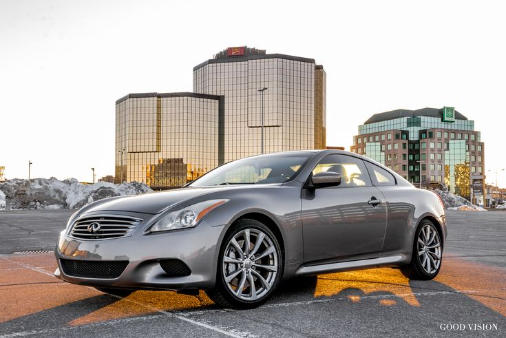 car model : Infiniti G37s 2008 Camera : Canon rebel T5 lens : Sigma 17 - 70 mm settings : ISO 100 1/6s on a tripod at F13  time of shooting : During sunset Weather condition : SUPER COLD OMG !!!  For more visuals of it Follow my IG in the link !