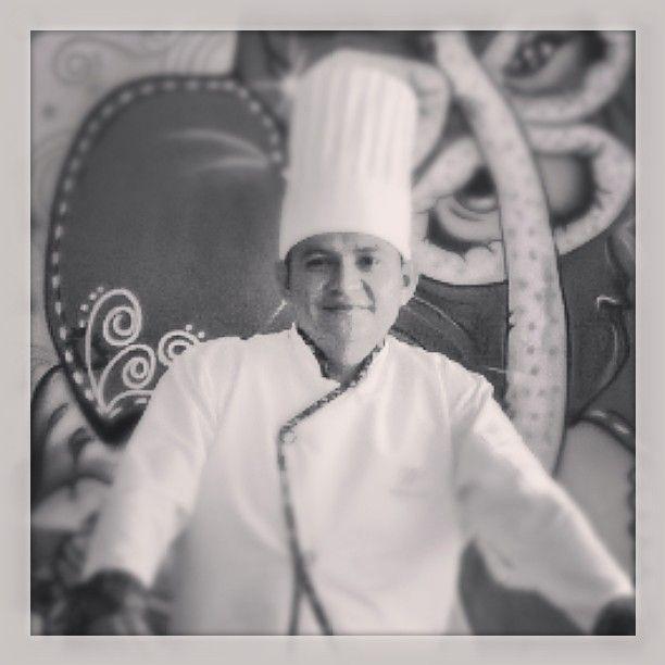 Nuestro chef internacional, mexicano que regala su sabor a Colombia.
