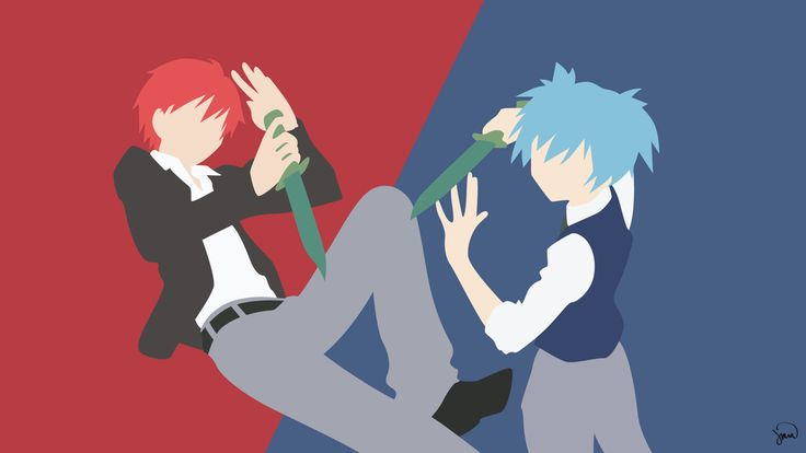 Minimalist Classroom Wallpaper ~ Best images about assassination classroom on pinterest
