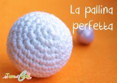 Palline all'uncinetto: come fare una sfera amigurumi perfetta