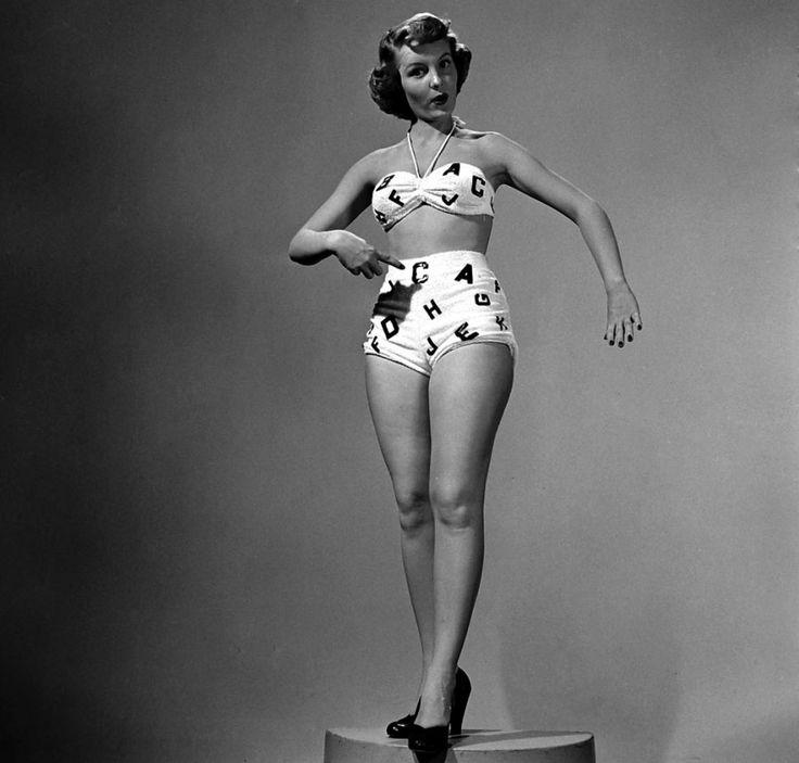 yüksek bel vintage bikini (5)