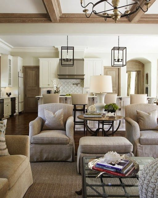 17 Best Ideas About Kitchen Living Rooms On Pinterest: 17 Best Ideas About Grey And Beige On Pinterest