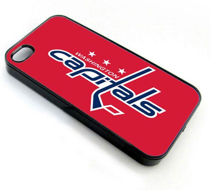 Washington Capitals - iPhone 4 Case, iPhone 4s
