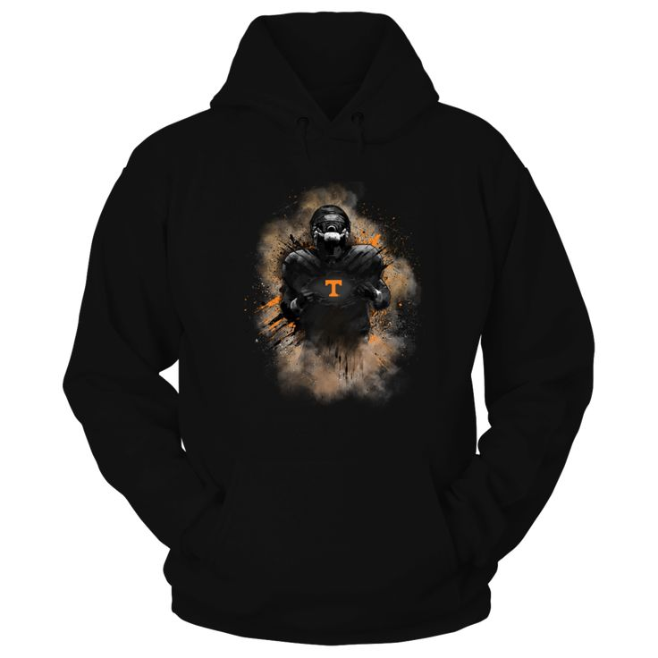 Tennessee Football Player Hoodie