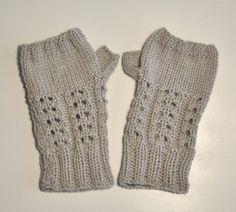 DIY : Tutoriel mitaines en laine | Julypouce tricote