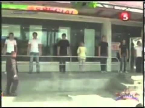 Prank jokes : WOW MALI – Pila sa LOTTO Outlet