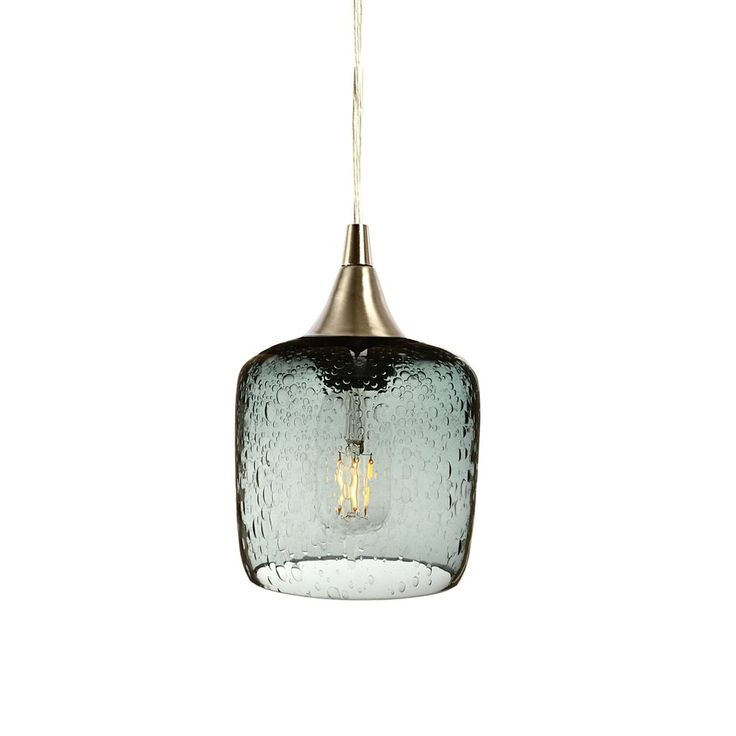 Lunar Single Pendant Light Form No 601