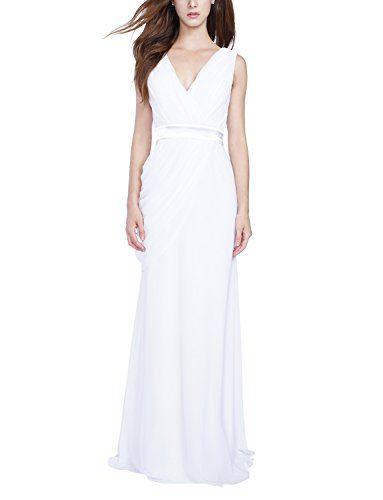 Chiffon Bridesmaid Dress V-Neck Long Formal Evening Party... https://www.amazon.ca/dp/B01N9L73T9/ref=cm_sw_r_pi_dp_x_NC0Rzb9V16TEF