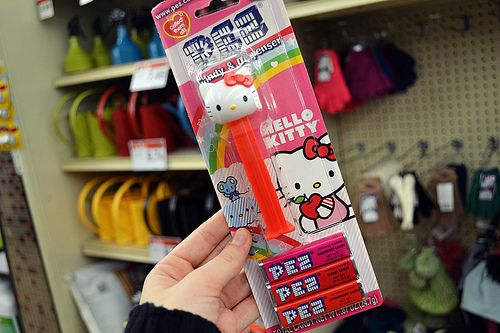 Hello Kitty Pez: Kitty Pez, Hello Kitty